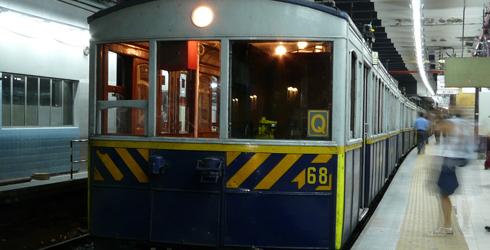Línea A cerrada hasta el 8 de marzo