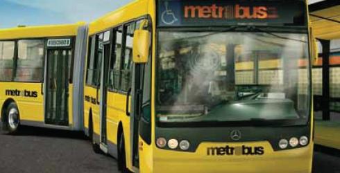 Comenzaron los trabajos del Metrobús en la avenida 9 de Julio