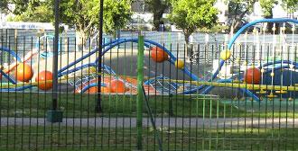 Parque Centenario renovado y custodiado