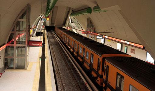 Nuevas estaciones de la Línea B