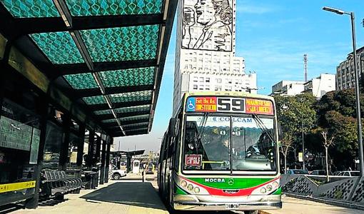 Llega el Metrobús 9 de julio