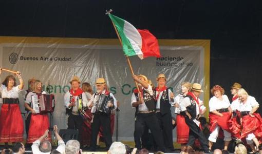 Buenos Aires Celebra Italia