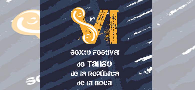 Sexto Festival de tango de la República de La Boca