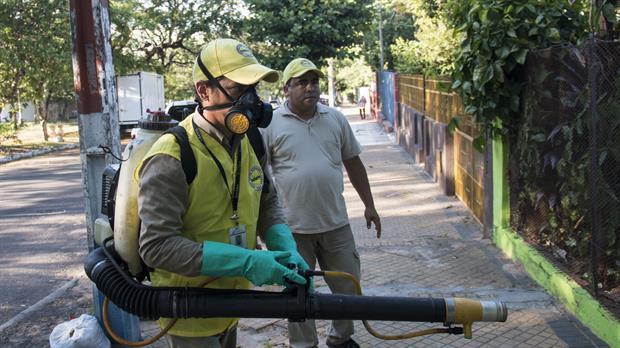 Gran preocupación en la Ciudad por nuevos casos de dengue