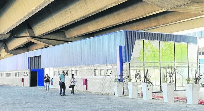 Nuevo Paseo de las Artes Pedro de Mendoza en La Boca