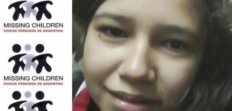 Buscan a una nena que desapareció hace ocho días