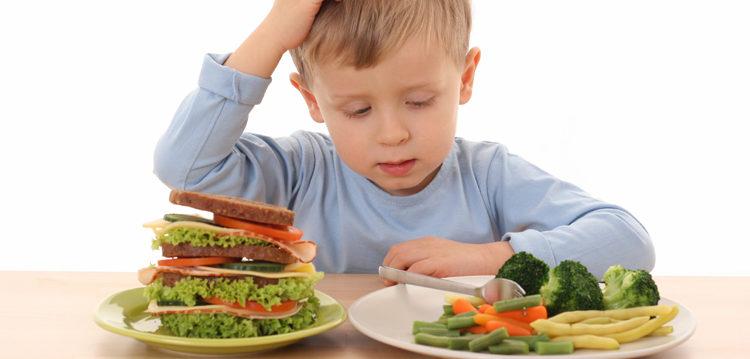 Nutrición : Que tamaño de Porción necesitamos?