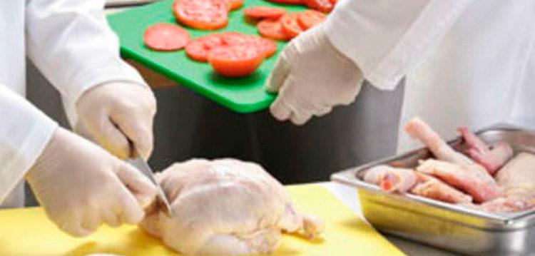 Las bacterias más comunes en alimentos