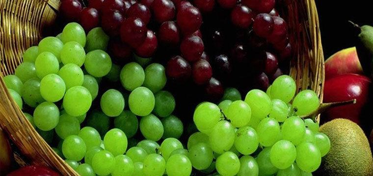 Los grandes beneficios de la Uva para la salud