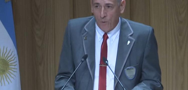 Larreta presentó al nuevo jefe de la Policía de la Ciudad