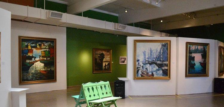 Exposiciones en el Museo Benito Quinquela Martin