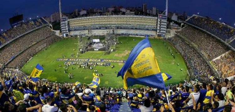 Nueva ley con mas medidas de seguridad para los estadios de la ciudad