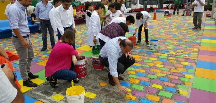 Escuelas presentaron proyectos ambientales y por el Riachuelo