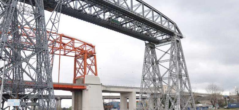 Volverá a funcionar el Puente Transbordador