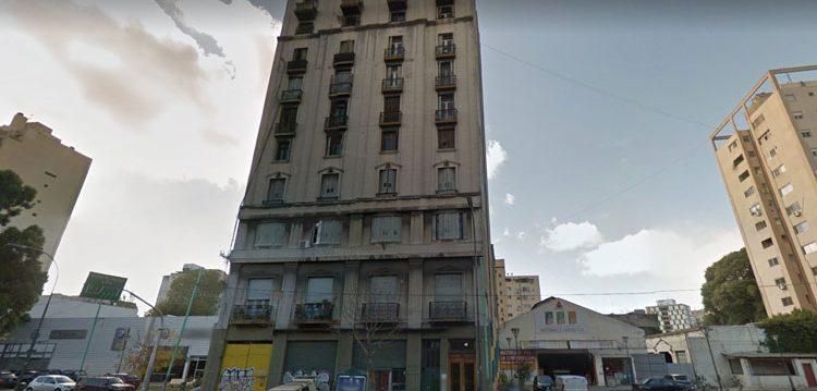 La Justicia avala el desalojodel edificio Marconetti