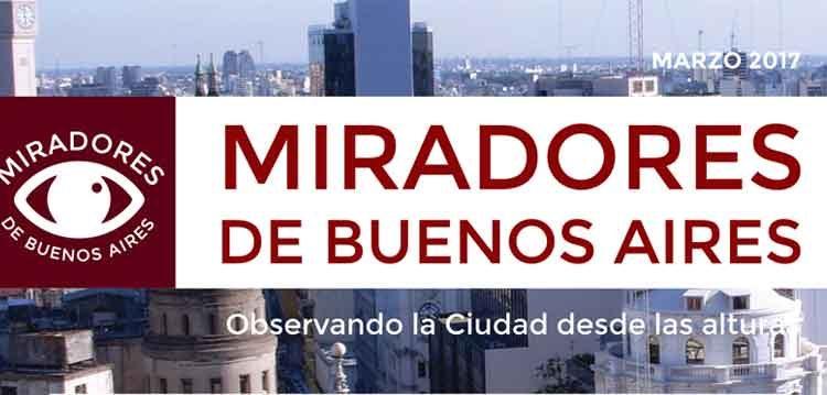 Una forma diferente de mirar Buenos Aires