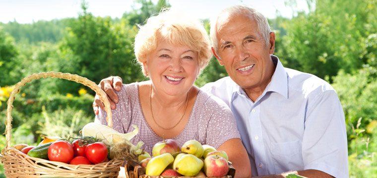 Dieta para personas mayores de 50 años