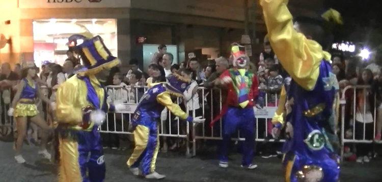 Sigue el Carnaval en las calles porteñas para todos los vecinos