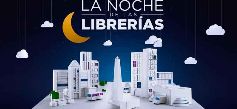 Vuelve otra edición mas de La Noche de las Librerías
