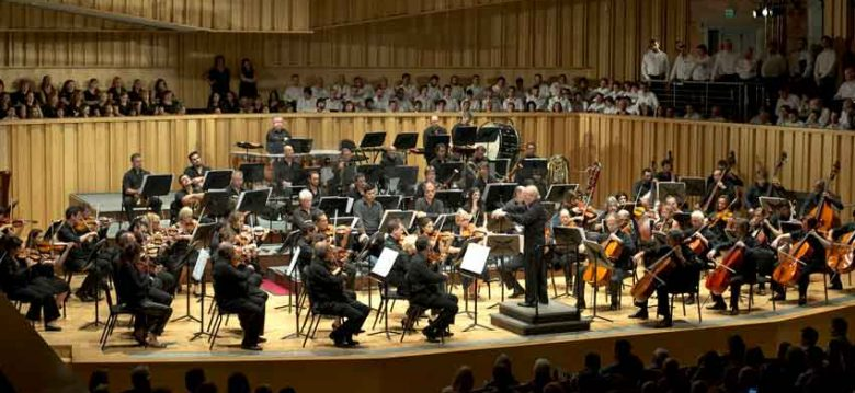 La Orquesta Filarmónica se presenta en la Usina del Arte