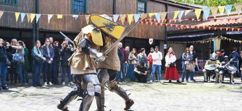 Feria Medieval VII en el Espacio Cultural del Sur