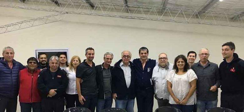 Elección de autoridades en Bomberos de La Boca