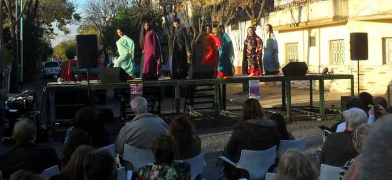 121° aniversario del barrio de Nueva Pompeya