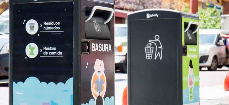 Nuevos puntos Verdes en la ciudad para reciclar basura