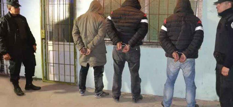 Más de 300 kilos de marihuana fueron secuestrados en Barracas