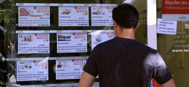 Las compraventa de inmuebles crecieron en abril