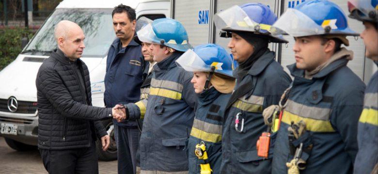 Instalaron cámaras en la Reserva Ecológica para localizar incendios y gente perdida