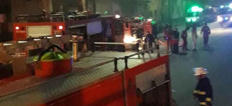 Detuvieron al principal sospechoso de iniciar el incendio fatal en La Boca
