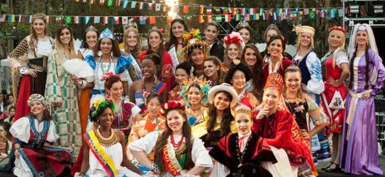 """Las colectividades de inmigrantes declaradas """"Patrimonio Cultural Viviente"""""""