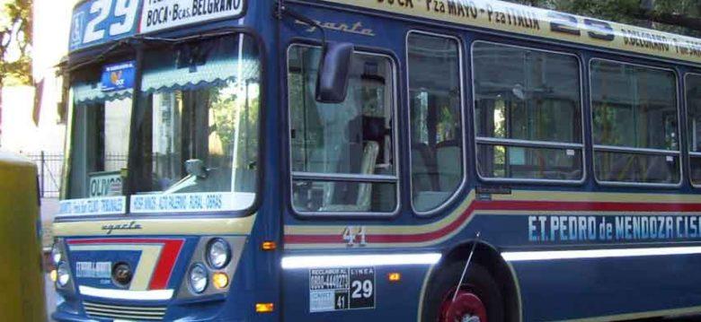 Sistema de cámaras de seguridad para colectivos de la ciudad de Buenos Aires