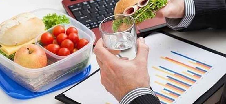 Propuestas para comer light en el trabajo