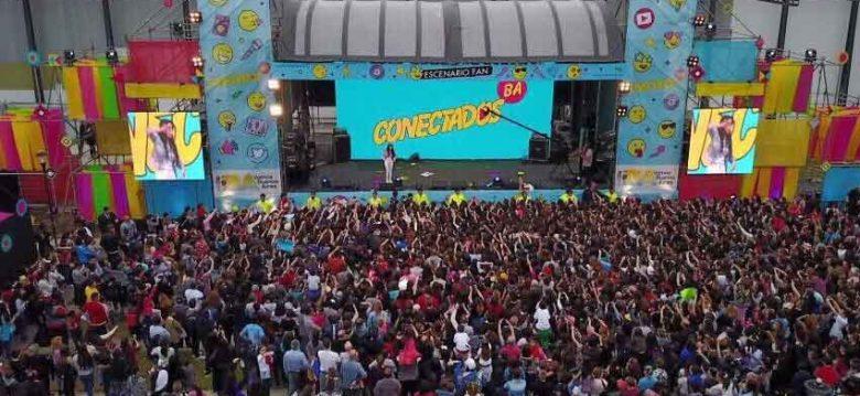 Gran participación de publico en la segunda edición de Conectados BA
