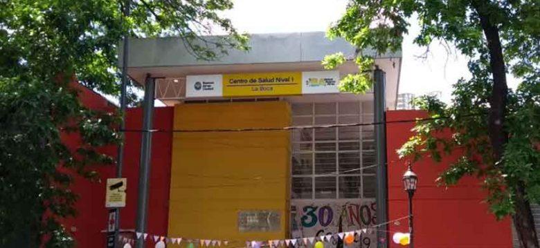 El CeSAC Nº 9 celebro sus 30 años en La Boca