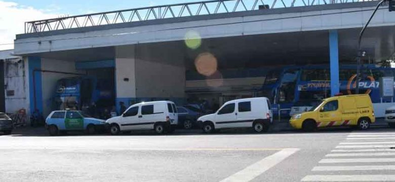 Desalojan estación de servicio peligrosa para los vecinos de Barracas