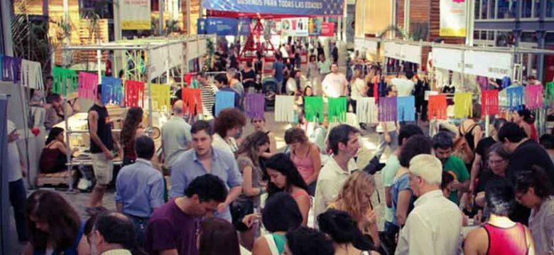 Festival Internacional de Diseño en Barracas