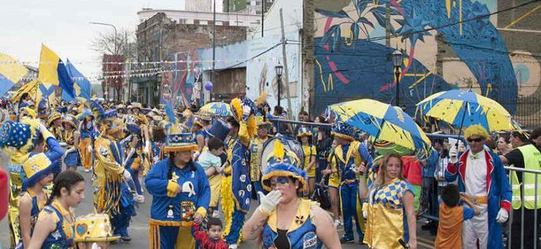 Se realizo la fiesta por el 147° Aniversario de La Boca