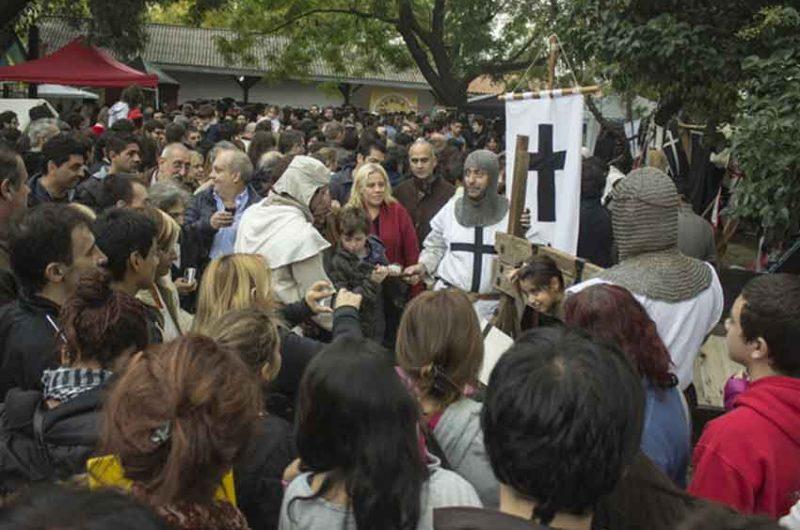 Llega la séptima edición del Festival Medieval en Barracas