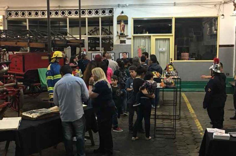 Gran participación de publico en La Noche de los Museos