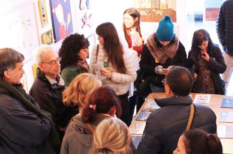 Gallery Day Distrito de las Artes en La Boca