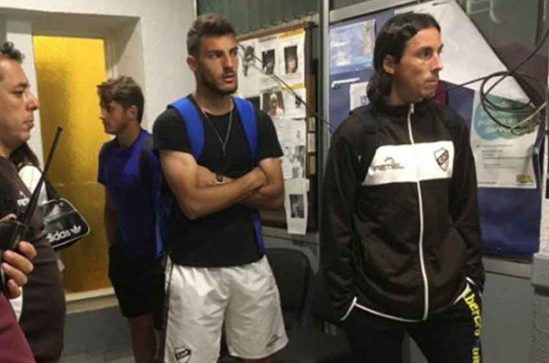 Los jugadores de Platense fueron víctimas de ladrones