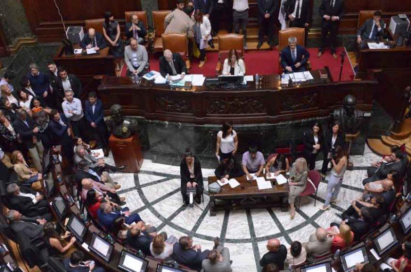 Juraron los 30 nuevos legisladores de la ciudad de Buenos Aires