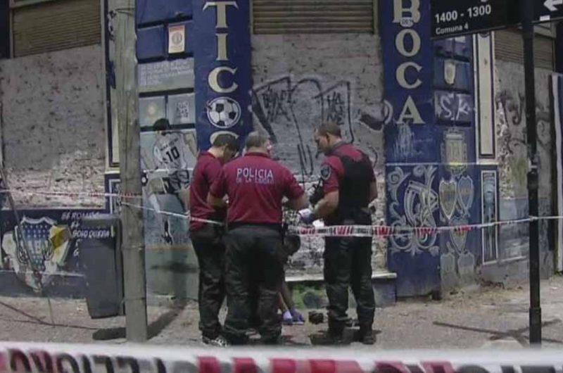 Apuñalan a un turista en intento de robo en La Boca
