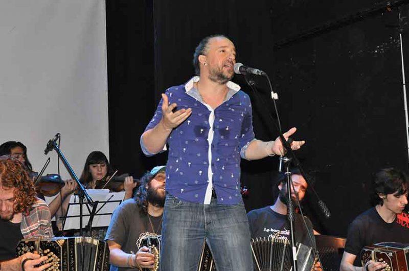 Fue todo un éxito el Festival de Tango de la República de La Boca