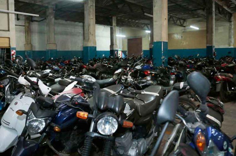 Realizan control de motos en la Ciudad