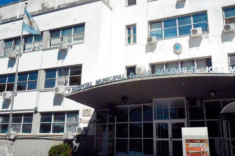 Un cortocircuito dejó sin luz al Hospital Penna