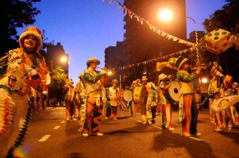 Conocé los desvíos de tránsito por los carnavales porteños